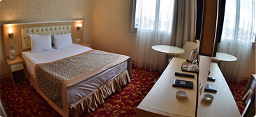 Adana Park Otel - Odalarımız