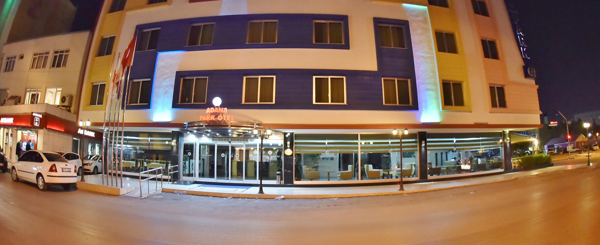 Adana Park Otel Slider -2